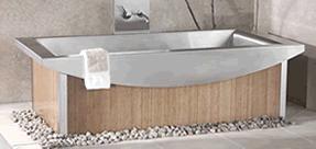 neo metro cerine bamboo tub 8998 series Neo Metro Cerine Tub 8998 Series   customizable tub!