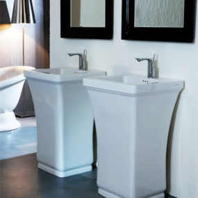 Neoclassical Bathroom by Disegno Ceramica – Neo