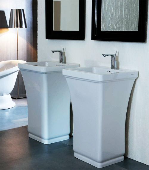 neoclassical bathroom disegno neo 1 Neoclassical Bathroom by Disegno Ceramica – Neo