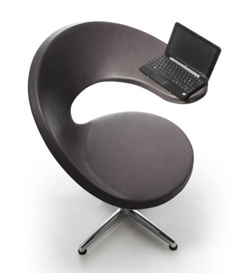 netbook lounge armchair rossin n%40t 1 Netbook Lounge Armchair by Rossin   N@T