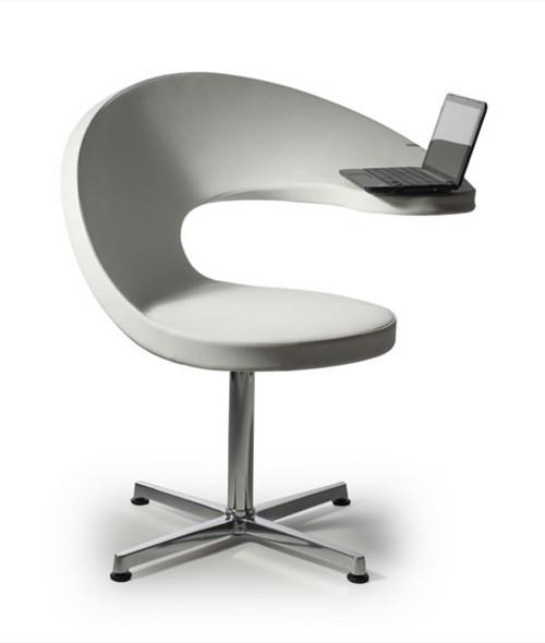netbook lounge armchair rossin n%40t 2 Netbook Lounge Armchair by Rossin   N@T