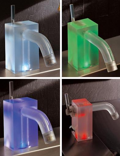 neve brick glas faucet colors