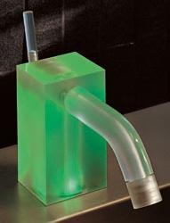 neve brick ice faucet