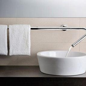Modular Faucet from Neve takes any shape …