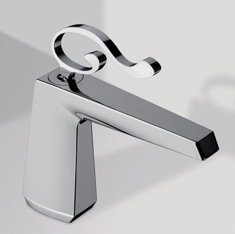 new faucets mamoli 1 Romantic Faucets by Mamoli   new Ortigia and Paola