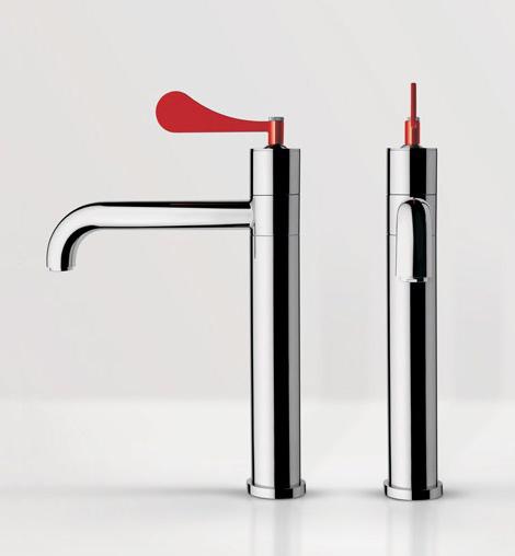 new faucets mamoli Romantic Faucets by Mamoli   new Ortigia and Paola