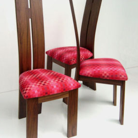 New Leaf Hardwood Furniture – the Water Lily Dining Chair
