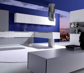 New Modern Kitchen Designs by Effeti – new Segno & Sinuosa Kitchens