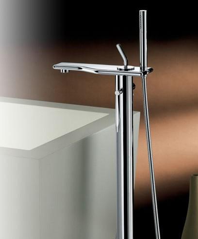 newform faucet flu x floor mount