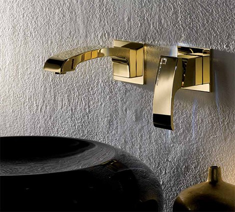 Swarovski Bath Faucet From Newform New X Sense Limited