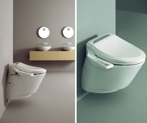 newlineaitalia toilet aqualet 1 Hi Tech Toilet by New Linea – new modern Aqualet