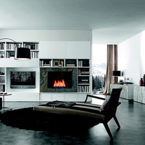 Living Room Storage Furniture – new 'Pari & Dispari' range by Presotto