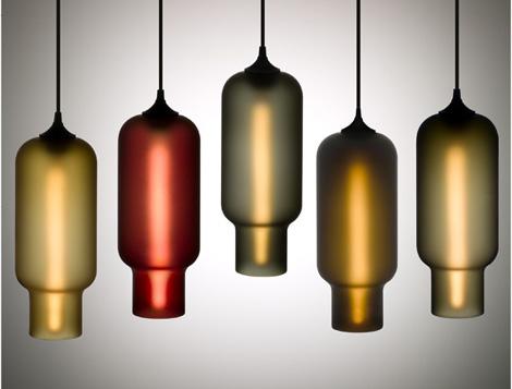 Nichemodern Pharos lamps