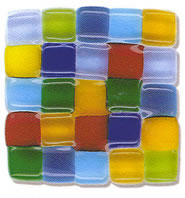Trapunta glass tile from Nike
