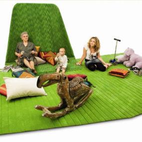 Cozy Rug – Carpet Sail by Nodus