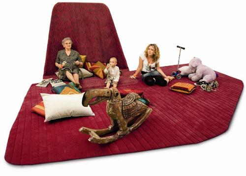 nodus carpet sail 5