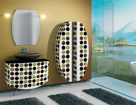 nova linea art bathroom furniture kos