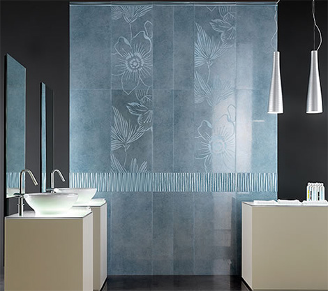 novabell contemporary tiles shine Bathroom Contemporary Tiles by Novabell   Shine tile series
