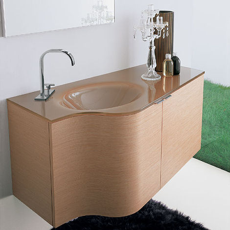 novello klass vanity Bath furniture from Novello   contemporary bath vanities