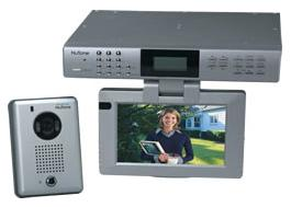 Broan-NuTone Video Door Answering & Entertainment System