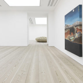 Oak Wide Plank Flooring – Solid Oak Floor by Dinesen