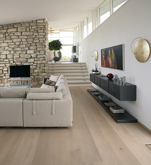 oak wide plank flooring dinesen 6 Oak Wide Plank Flooring   Solid Oak Floor by Dinesen