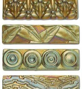 Tile Design Elements from Oceanside Glasstile