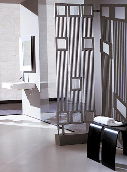 officina delle idee design radiator forma Design Radiator Forma by Officina Delle Idee   the dividing wall