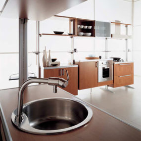 Custom Kitchen from Oikos – Sistematica modular kitchen