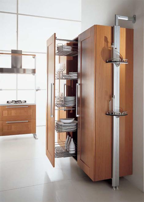 Custom Kitchen From Oikos Sistematica Modular Kitchen