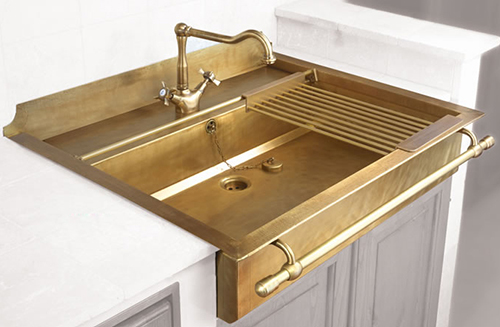 old style brass sinks by restart 2