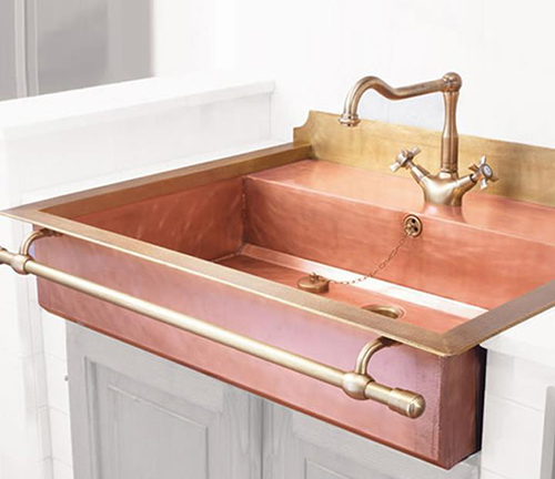 old style brass sinks by restart 6