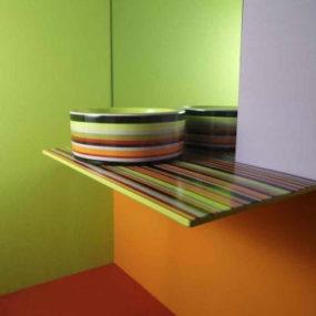 Texture Designer Ceramics from Olympia Ceramica by Ldesignconcept Studio