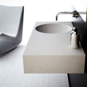 Versatile Bathroom Collection by Omvivo – New Neo