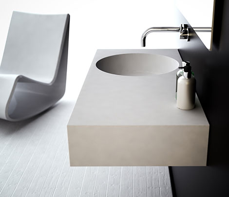omvivo neo bath collection Versatile Bathroom Collection by Omvivo   New Neo