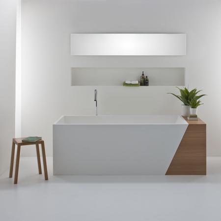omvivo timber bathroom 1 Timber Bathroom by Omvivo