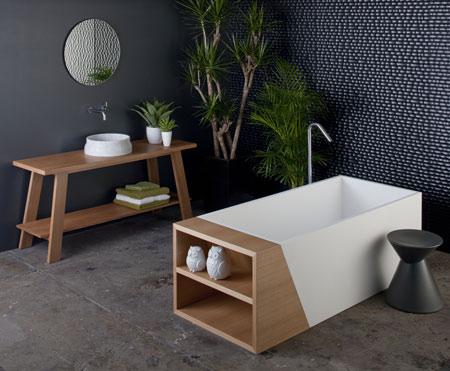 omvivo timber bathroom 3 Timber Bathroom by Omvivo