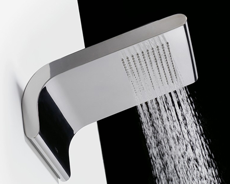 ora ito showerhead Designer Plumbing by Supergrif: modern minimalist, trendy, elegant