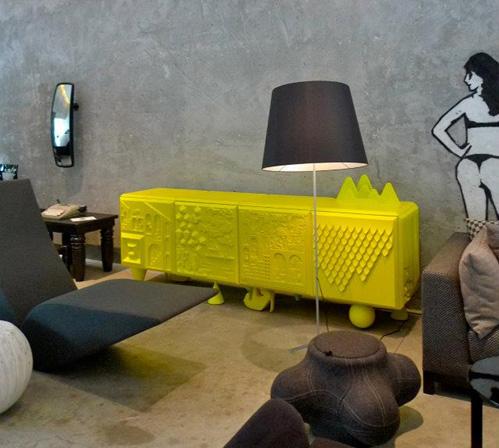 original design furniture cabinet bd barcelona design tout va bien cabinet 1 Original DesignFurnitureCabinetby Bd Barcelona   Tout Va Bien