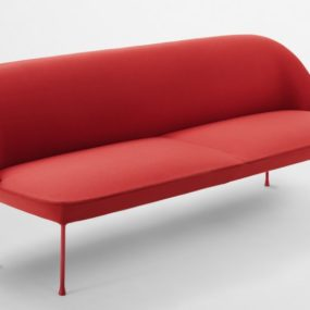 Sofa Collection Oslo by Muuto