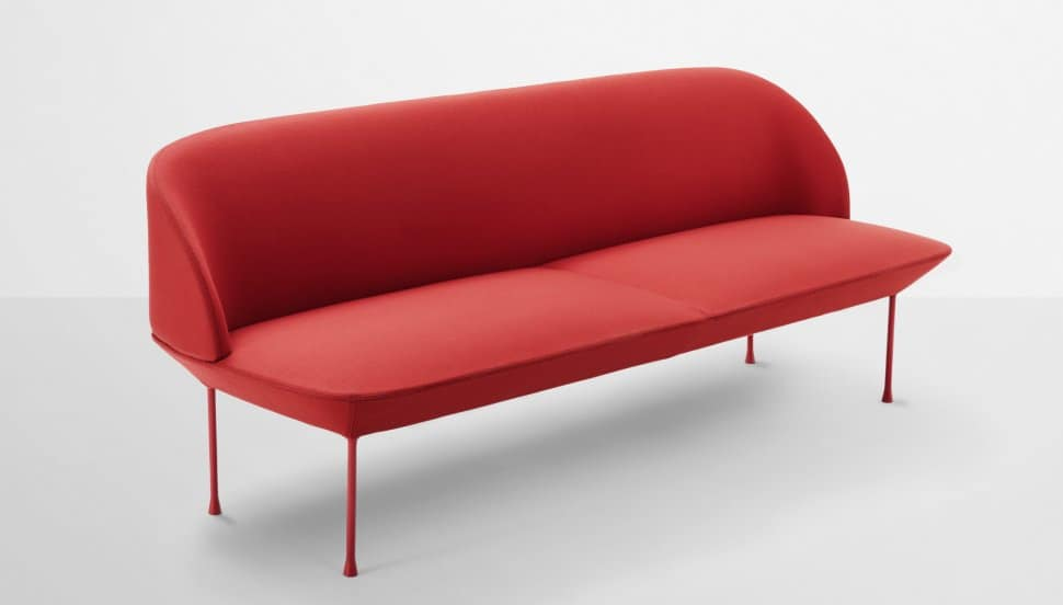 Sofa Collection Oslo by Muuto