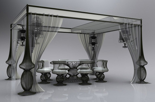 Good Glamorous Outdoor Furniture By Dolcefarniente