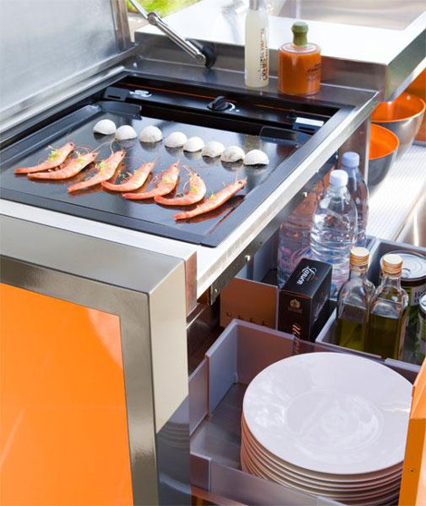 outdoor kitchen outcook 4