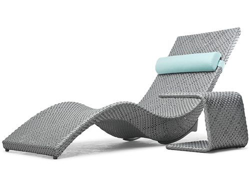 outdoor rocking lounger kenneth cobonpue mermaid 2 Outdoor Rocking Lounger by Kenneth Cobonpue