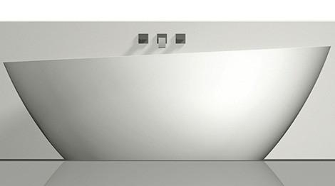 Bohemien tub side view
