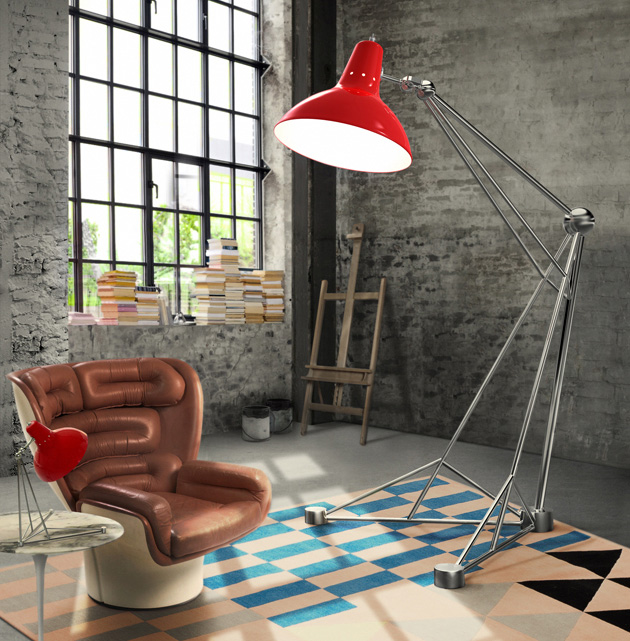 Oversized Floor Lamp oversized floor lamp dianadelightfull: the next iconic design?