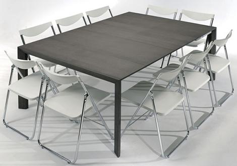 ozzio expandable table 8