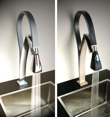 Kitchen Faucets 7 Most Innovative Faucet Designs For 2009