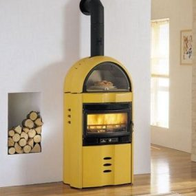 Wood Burning Stoves from Palazzetti – the Camilla wood stove
