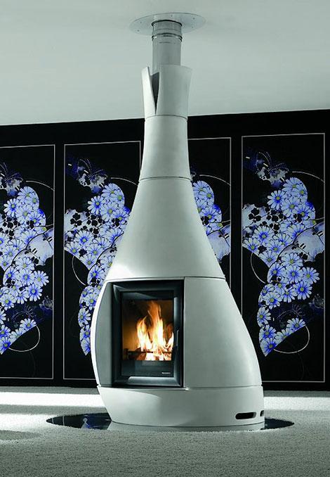 Palazzetti fireplace Alma